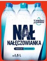 Woda mineralna Nałęczowianka