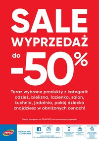 Gazetka promocyjna Pepco - Wakacyjna kolekcja Pepco