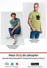 Gazetka promocyjna Tatuum - Koszulki organiczne w Tatuum