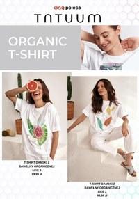 Gazetka promocyjna Tatuum - Koszulki organiczne w Tatuum - ważna do 12-07-2021