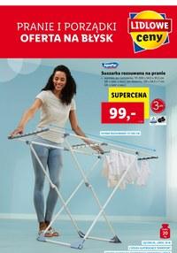 Gazetka promocyjna Lidl - Katalog przemysłowy Lidla