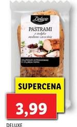 Pastrami Deluxe