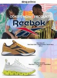Reebok - odkryj nowe produkty