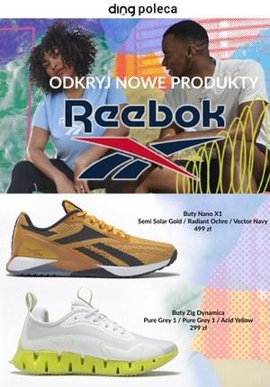 Gazetka promocyjna Reebok - Reebok - odkryj nowe produkty