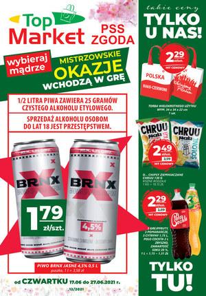 Gazetka promocyjna PSS Zgoda Płock - Najlepsze dla ciebie w PSS Zgoda Płock