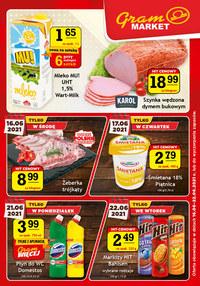 Gazetka promocyjna Gram Market - Dobre ceny w Gram Market