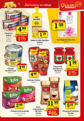 Dobre ceny w Gram Market