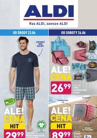 Gazetka promocyjna Aldi - Bądź modny razem z Aldi