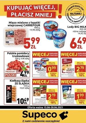 Gazetka promocyjna Supeco - Supeco - nowa oferta promocyjna