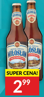Piwo Miłosław