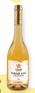 Wino Grand Tokaj