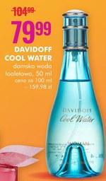 Woda toaletowa dla kobiet Davidoff