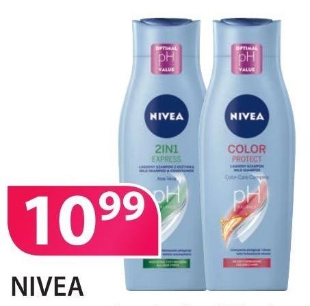 Szampon do włosów Nivea niska cena