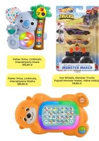 """Gazetka promocyjna Toys""""R""""Us - Zabawki dla dzieci w Toys""""R""""Us"""