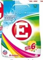 Proszek do prania E