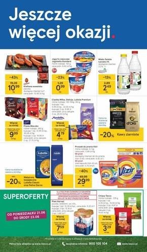 Kibicujemy razem w Tesco Supermarket