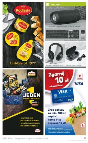 Oferta handlowa sieci Kaufland