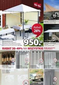 Gazetka promocyjna Jysk - Rabaty do 70% w Jysk