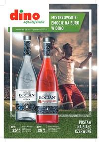 Gazetka promocyjna Dino - Katalog alkoholi Dino - ważna do 19-06-2021