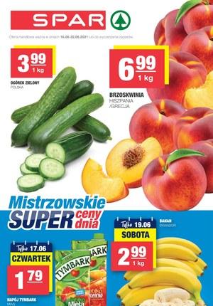 Gazetka promocyjna SPAR Express - Mistrzowskie ceny w SPAR Express