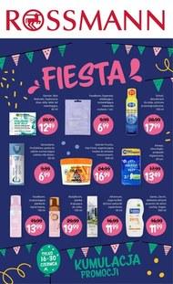 Fiesta Rossmann - kumulacja promocji!