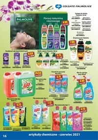 Gazetka promocyjna At - At - oferta chemiczna