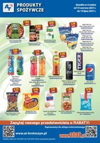 Gazetka promocyjna At - At - oferta spożywcza  - ważna do 14-07-2021