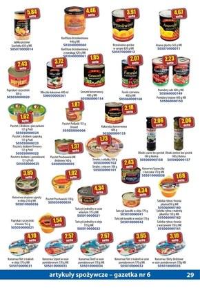 At - oferta spożywcza