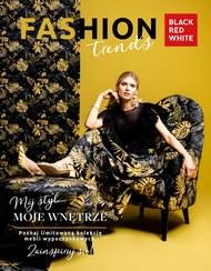 Fashion w Black Red White