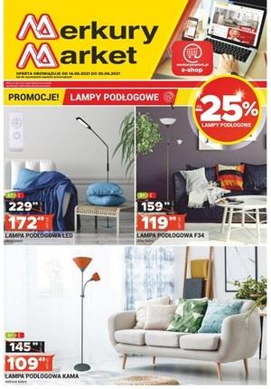 Gazetka promocyjna Merkury Market - Domowe inspiracje w Merkury Market