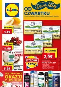 Gazetka promocyjna Lidl - Od czwartku w Lidlu!    - ważna do 19-06-2021