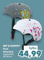 Kask rowerowy Hip & Hopps