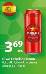 Piwo Estrella