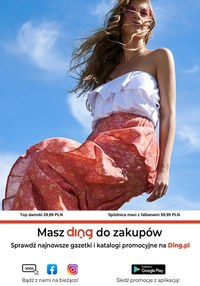 Gazetka promocyjna Sinsay - Letnie wędrówki z Sinsay