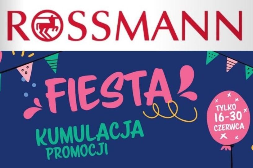 Niesamowita akcja w Rossmannie już 16 czerwca