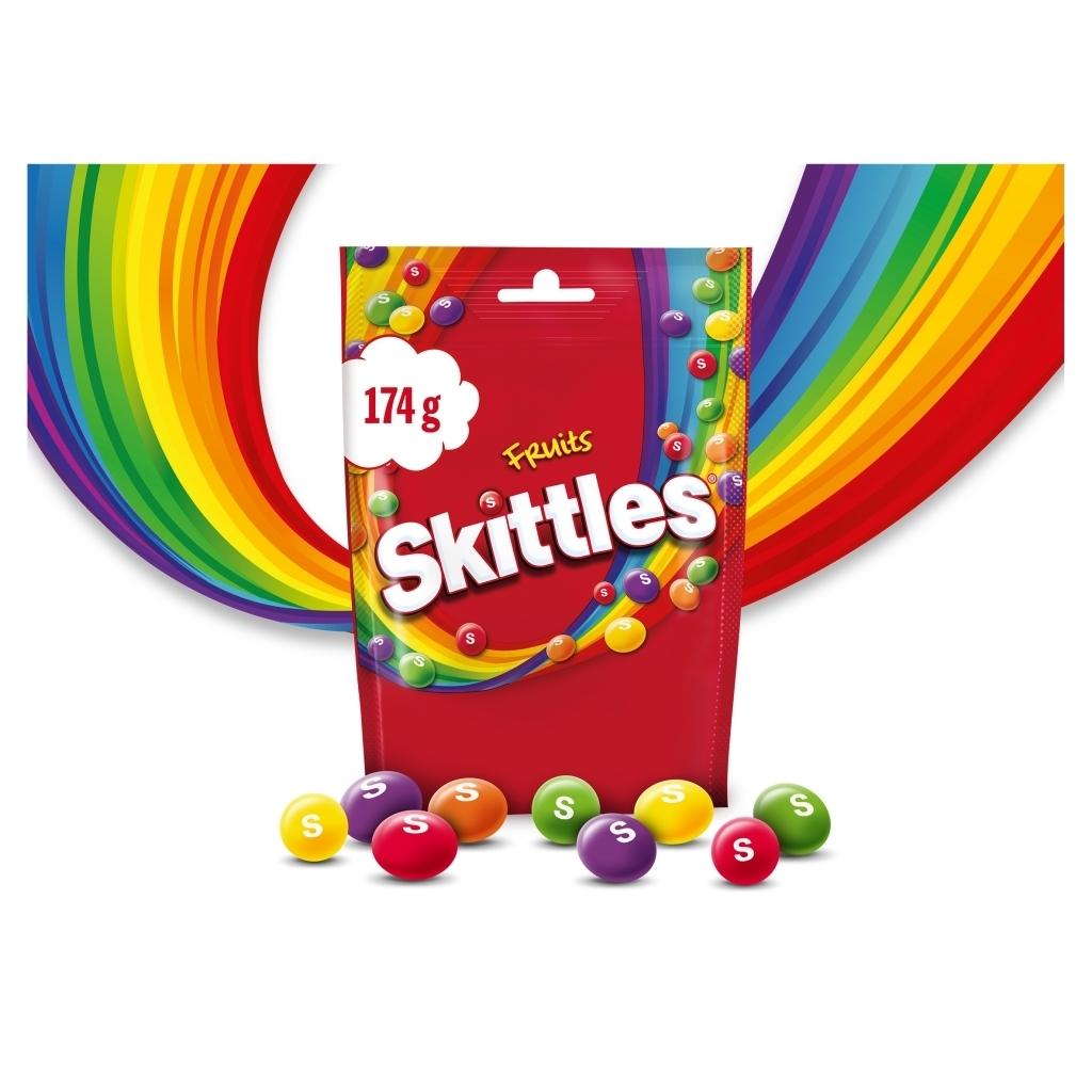 Cukierki Skittles - 0