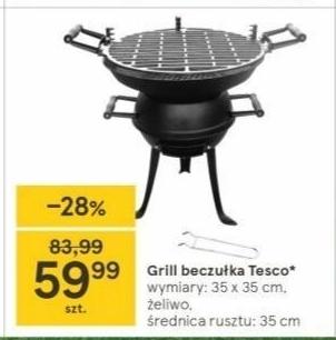 Grill Tesco niska cena