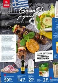 Gazetka promocyjna Selgros Cash&Carry - Oferta spożywcza w Selgros