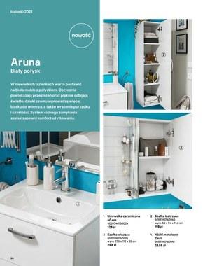 Castorama - łazienki 2021