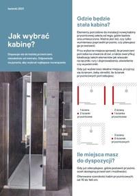 Gazetka promocyjna Castorama - Castorama - łazienki 2021
