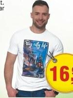 T-shirt męski Moraj