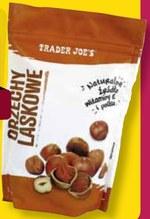 Orzechy laskowe Trader Joe's