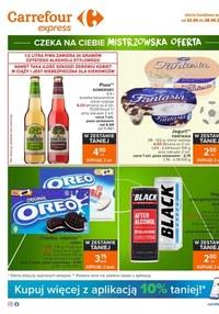 Gazetka promocyjna Carrefour Express - Oferta handlowa Carrefour Express - ważna do 28-06-2021