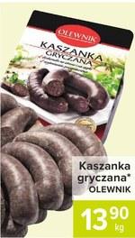 Kaszanka Olewnik