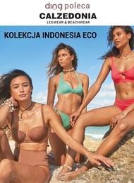 Calzedonia - kolekcja Indonesia ECO