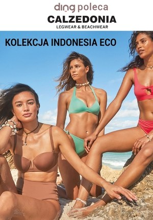 Gazetka promocyjna Calzedonia - Calzedonia - kolekcja Indonesia ECO