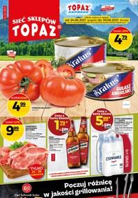 Gazetka promocyjna Topaz - Topaz - sprawdź nowe promocje! - ważna do 30-06-2021