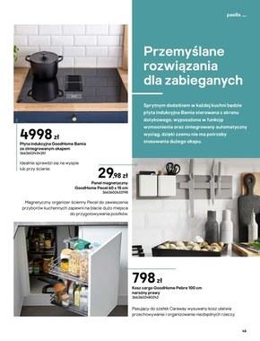 Kuchnie 2021 w Castorama