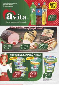 Gazetka promocyjna Avita - Avita - poznaj przyjemność kupowania - ważna do 27-06-2021