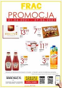 Gazetka promocyjna FRAC - Frac - poznaj nowe promocje! - ważna do 27-06-2021